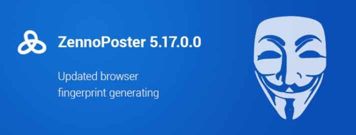 Zennoposter 5.17 des Bots comme de vrais utilisateurs