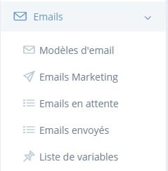 amzcockpit emails