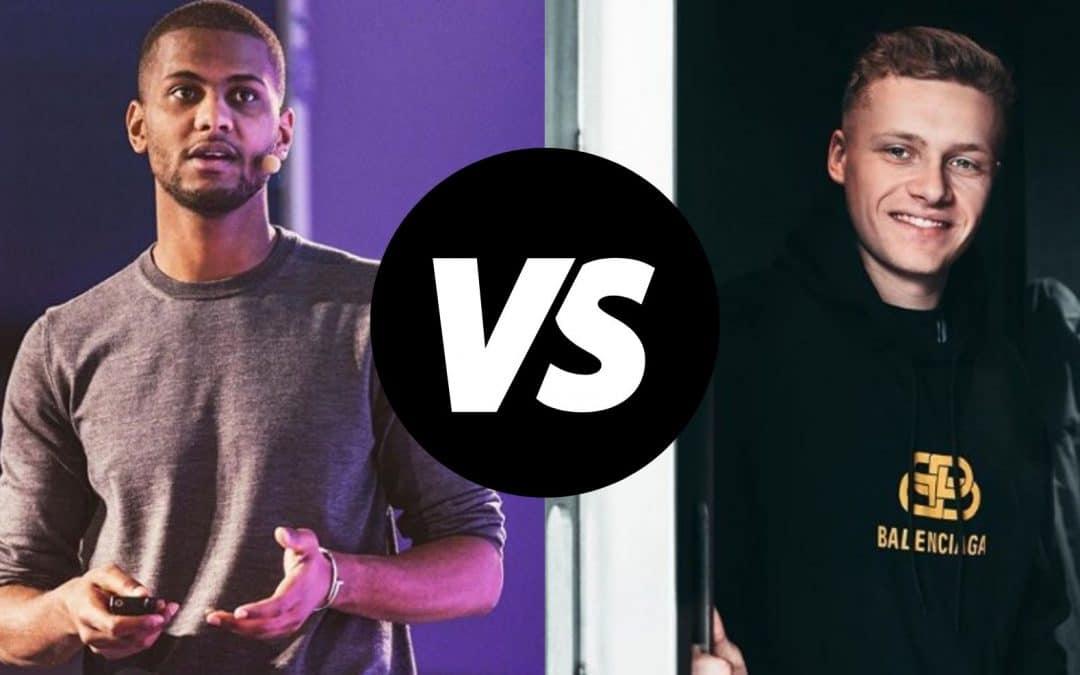 Yomi Denzel vs Lucas Bivert