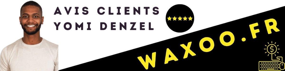 avis clients Yomi Denzel