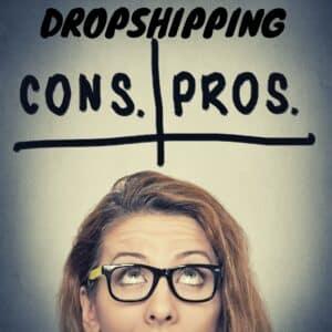 dropshipping pour et contre