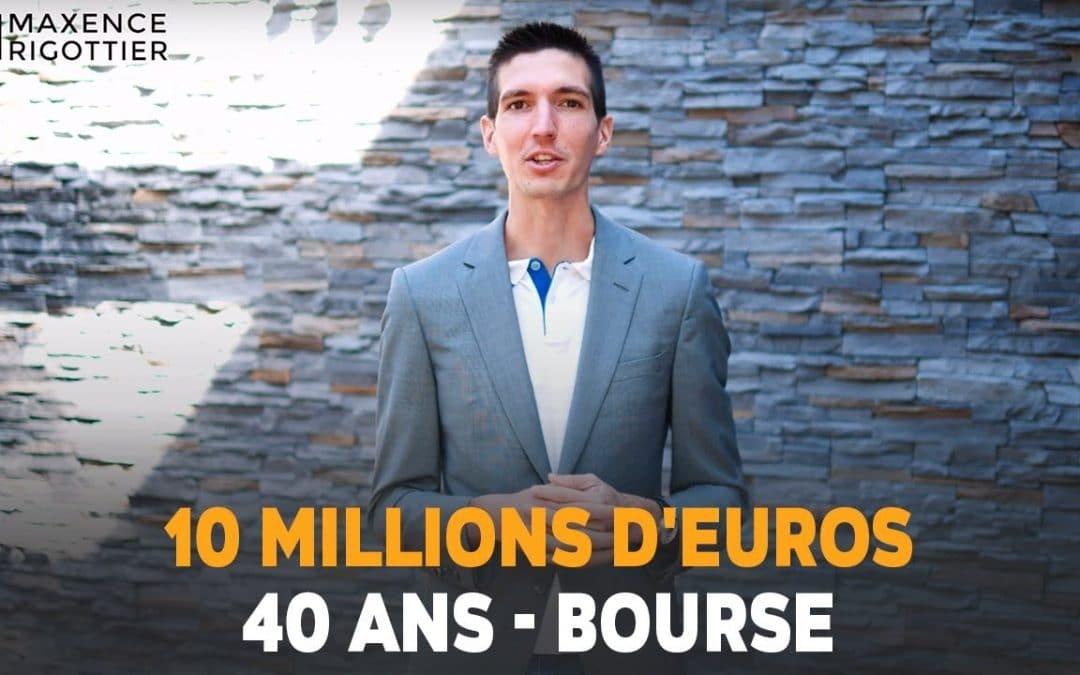 Pariez sur votre réussite financière avec Maxence Rigottier