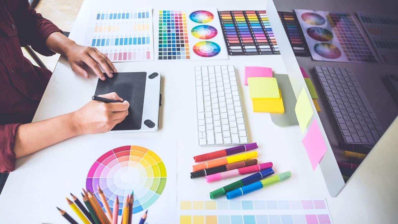 Devenir designer graphique