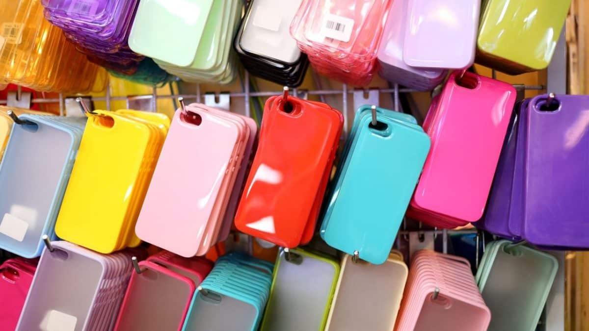 Vendre des coques de téléphone
