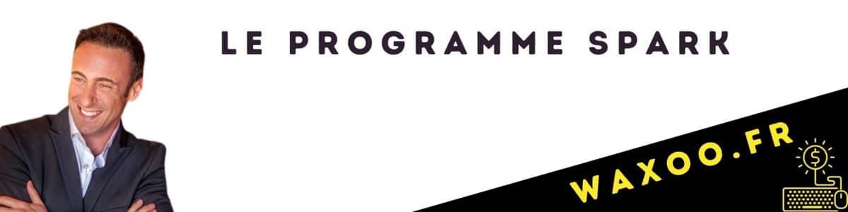 FRANCK NICOLAS GLOB Le programme SPARK